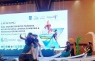NTB Luncurkan Kegiatan Sail Indonesia Moyo Tambora 2018.
