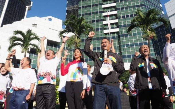 Kemenpar Siapkan Paket Wisata dan Berbagai Lomba Ramaikan Asian Games 2018