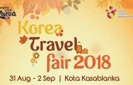 Berburu Liburan Musim Dingin di Korea Travel Fair