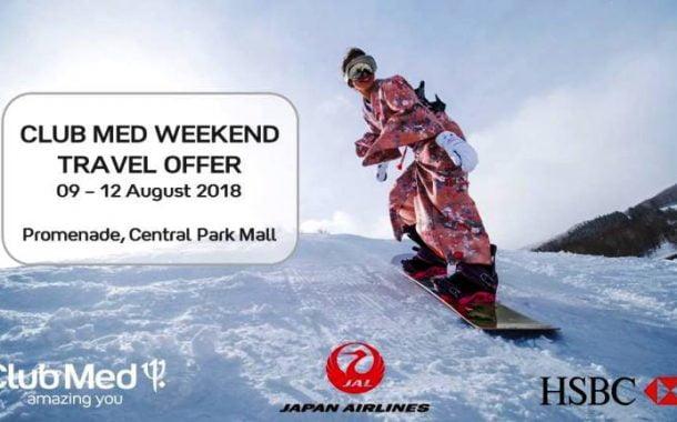 Club Med Tawarkan Paket Menarik Liburan Musim Dingin di Jepang