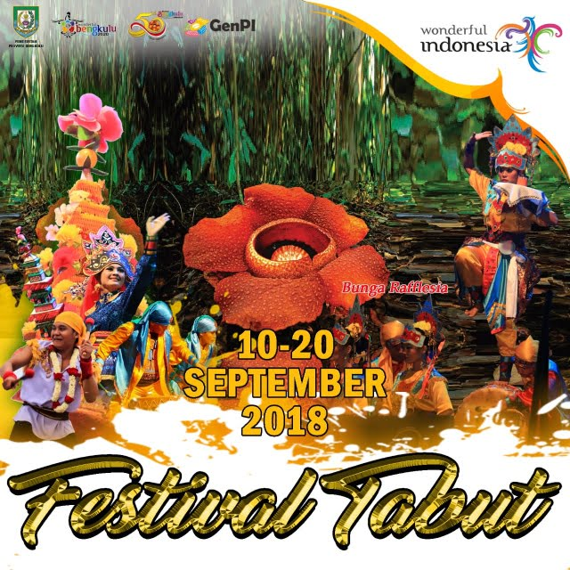 Bengkulu Gelar Festival Tabot Selama 10 Hari