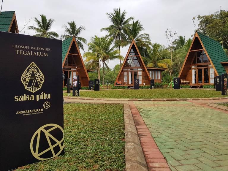 PT Angkasa Pura II Resmikan Balai Ekonomi Desa di Borobudur