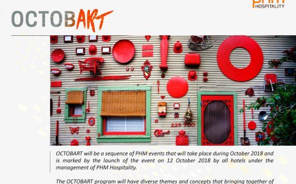 PHM Hospitality Luncurkan Program Octobart di Seluruh Jaringan Hotelnya