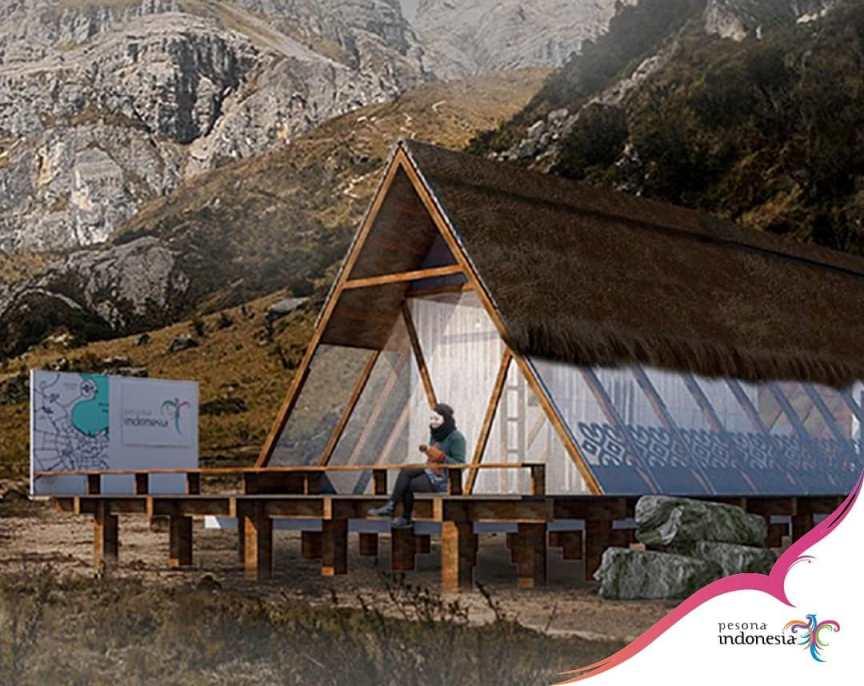 Kemenpar Umumkan Pemenang Lomba Desain Shelter Untuk Wisata Petualangan