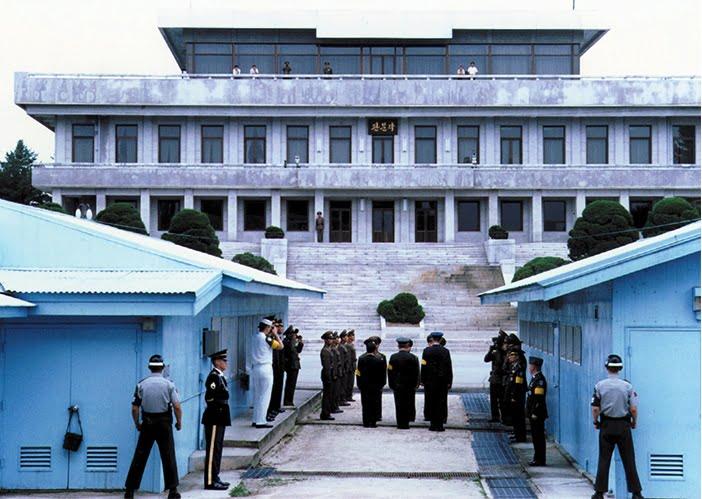 Zona Demiliterisasi Korea Menjadi Destinasi Wisata