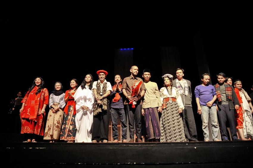 Titimangsa Foundation Pentaskan Teater 'Sumur Tanpa Dasar'