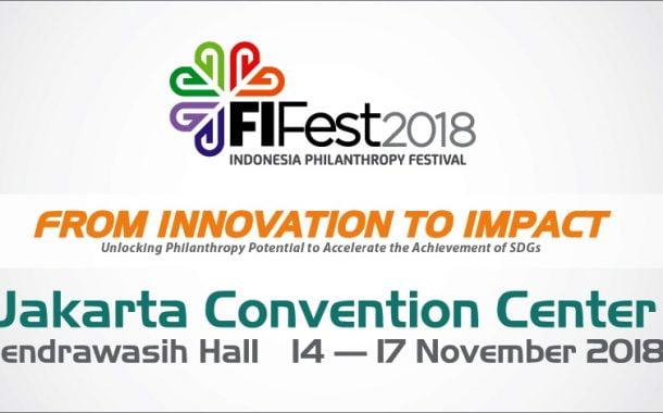 Filantropi Indonesia Festival 2018, Festival Tentang Kedermawanan