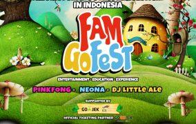 Famgofest, Destinasi Liburan Keluarga di Akhir Tahun