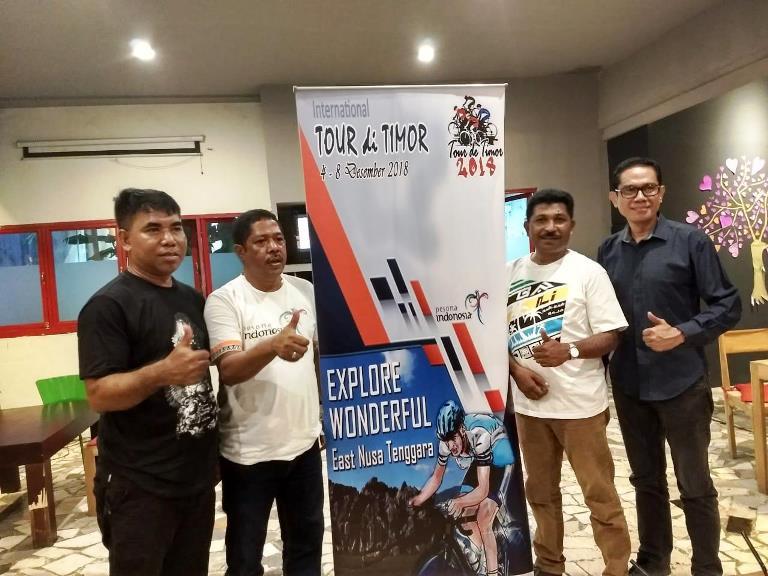 Promosikan Pariwisata NTT Lewat Tour Di Timor