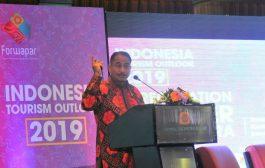Sektor Pariwisata Indonesia Diproyeksikan Prospektif di Tahun 2019