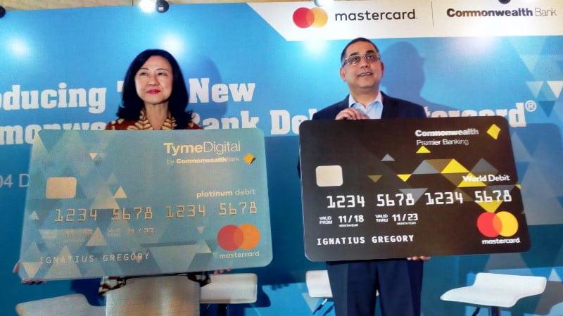 Bank Commonwealth Luncurkan Kartu Debit Master Card Untuk Traveller dan Shopper