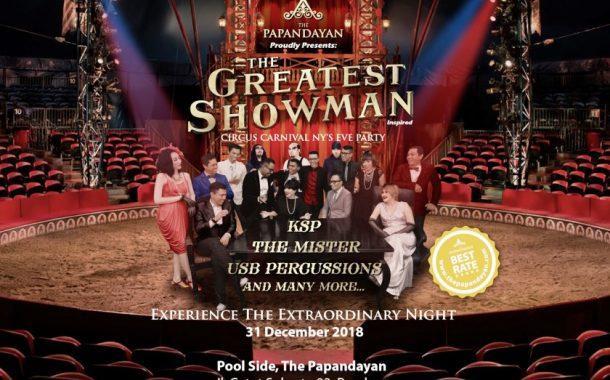 The Papandayan Hadirkan Kemeriahan Sirkus di Pergantian Tahun