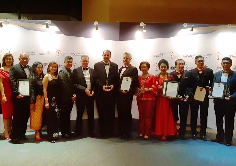 SWISS-BELHOTEL INTERNATIONAL RAIH PENGHARGAAN ITTA 2018-19