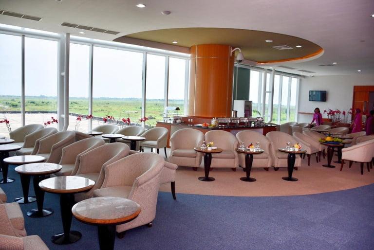 Premier Lounge di Bandara Kertajati Resmi Beroperasi