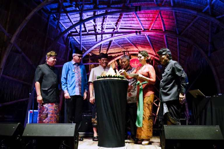 Ubud Food Festival 2019 Hadirkan 100 Pembicara Kuliner