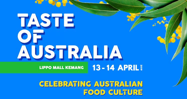 Yuk Cicipi  Kuliner Australia di Lippo Kemang