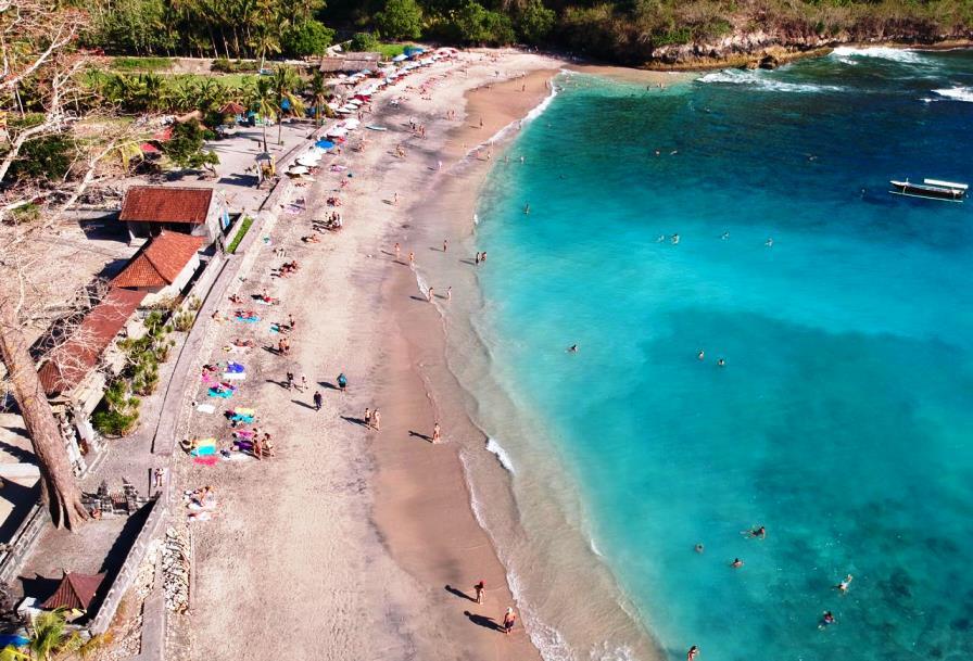 Pantai Keramas Bali jadi Tempat Kejuaraan Selancar Dunia