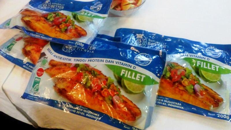 Kini Produk Ikan Dari Regal Spring Masuk Pasaran Indonesia