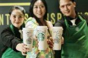 Starbucks Cup of Stories, Jutaan Kisah Tergambar pada Gelas Starbucks