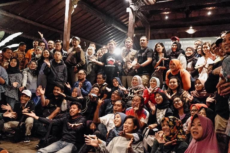 Forum Wartawan Pariwisata Kemenpar Kunjungi Kabupaten Magelang