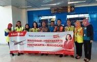 Lion Air Maskapai Pertama Yang Menghubungkan Makassar - Kulonprogo, Yogyakarta