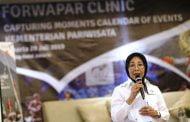 Forum Wartawan Pariwisata Gelar Clinic Calendar of Event Kementerian Pariwisata