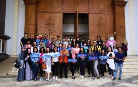 Serunya Tur Sejarah ke Kampung Betawi