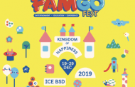 Festival Keluarga FamGoFest 2019 Akan Hadir Selama 11 Hari
