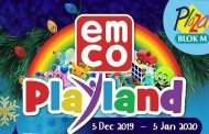 Ada Emco Playland di Plaza Blok M