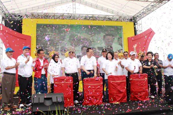 Tour De Singkarak 2013 Resmi Diluncurkan