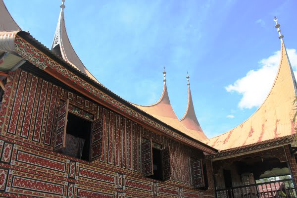 Muara Labuh, Kota dengan Seribu Rumah Gadang