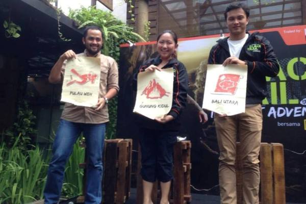 Men Expert Black Trail, Ajak Pria Indonesia Jelajah Indonesia