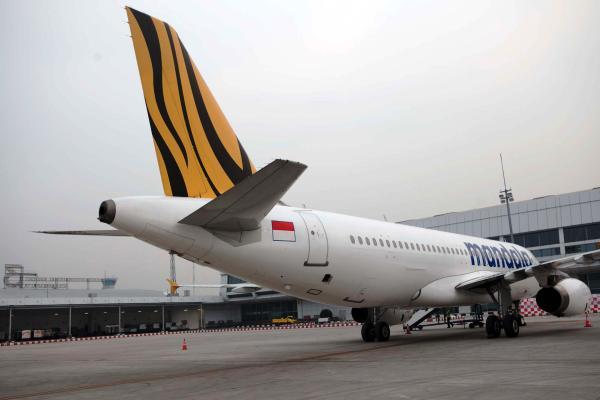 Tigerair Mandala Gelar Promo Sambut Pesawat Kesembilan