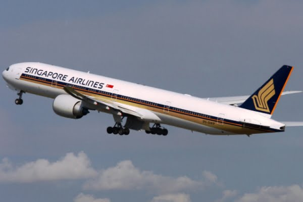 Singapore Airlines Akan 3 kali Sehari ke India