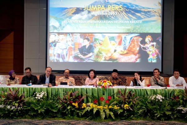 Kunjungan Wisman ke Indonesia Mencapai Rekor Baru