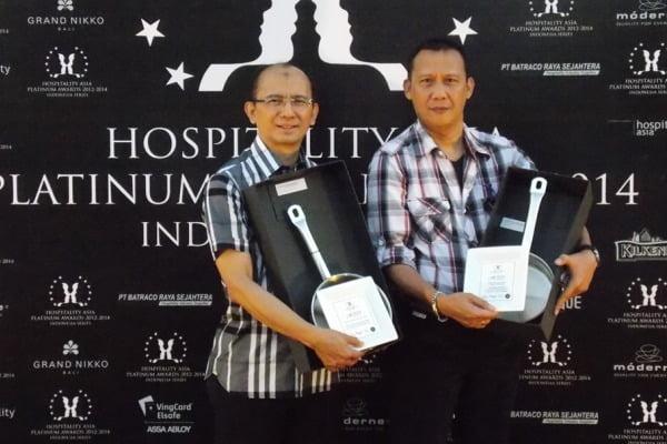 Aston Primera Pasteur Raih Dua Penghargaan HAPA Awards 2012-2014