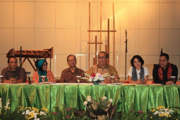 Festival Musik Bambu Nusantara Kembali Digelar