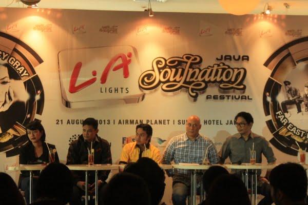 Bersiap Nikmati Musik Urban di Java Soulnation