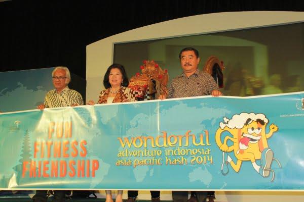 Bali dan Labuan Bajo akan Dibanjiri Hasher dari Seluruh Dunia