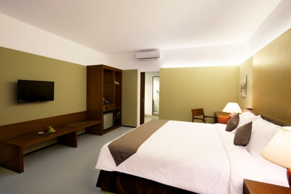 Hotel Neo+ Green Savana Sentul City - room photo 15164752