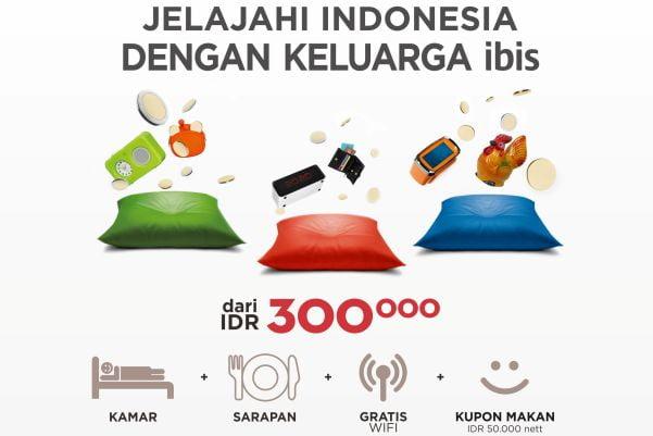 Accor Kembali Hadirkan Program Jelajahi Indonesia Bersama Keluarga Ibis