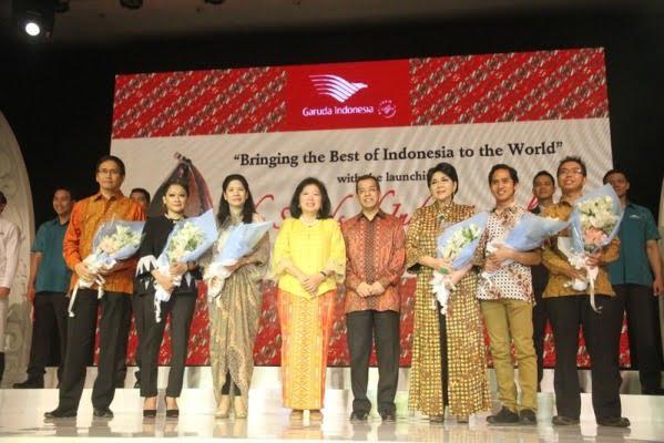 "Garuda Indonesia Luncurkan Album ""The Sounds of Indonesia"" Volume III"