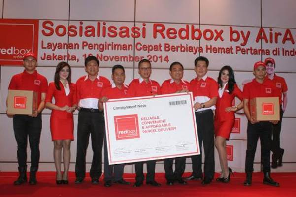 AirAsia Luncurkan Layanan Pengiriman Paket