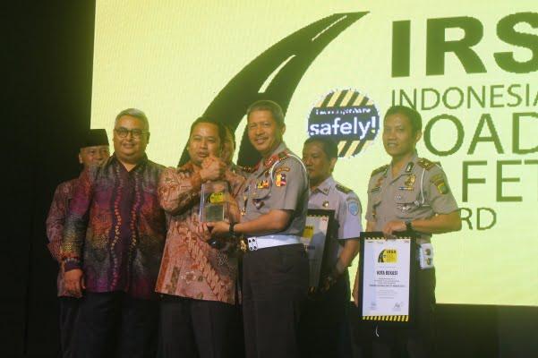 Probolinggo, Balikpapan dan Tangerang, Raih IRSA 2014
