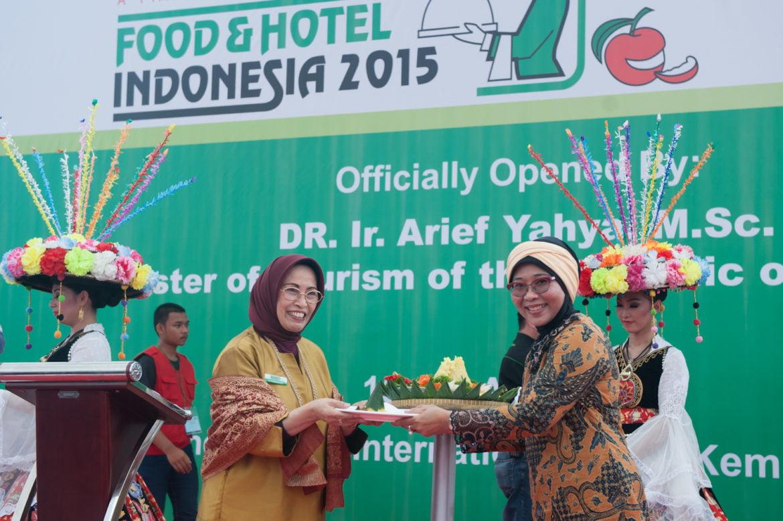 Pameran Food and Hotel Indonesia 2015 Kembali Digelar