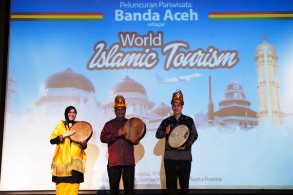 Kota Banda Aceh  Salah Satu Pusat Wisata Syariah Dunia.