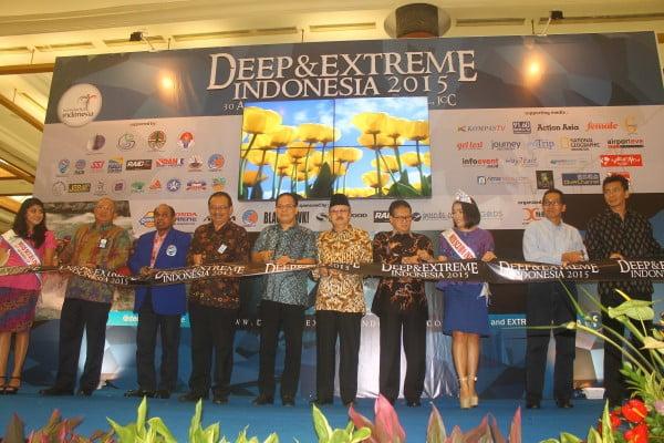 Deep&Extreme Indonesia Exhibition Kembali Digelar Untuk Ke-9 kalinya