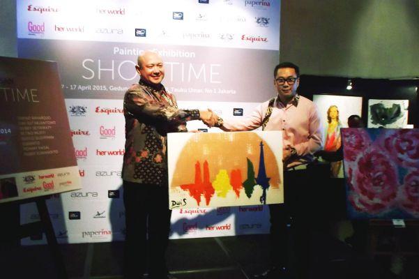 "AkzoNobel Dukung Pelukis Indonesia Lewat Pameran Lukisan ""Showtime"""
