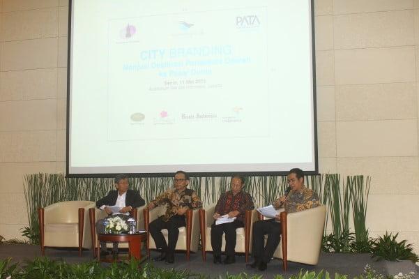 Pentingnya City Branding Sebagai Upaya Promosi Pariwisata