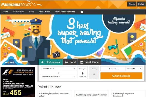 Beli Paket Wisata Praktis lewat Online Booking